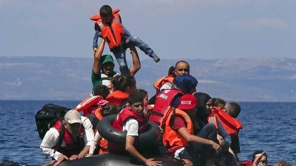 Yunanistan'da Göçmen Faciası