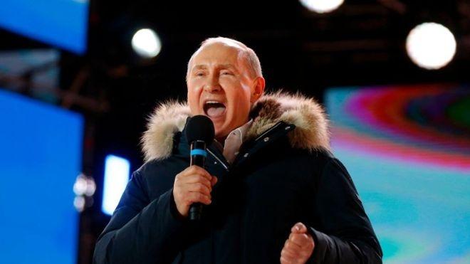 Rusya Seçimlerinde Sürpriz Yok