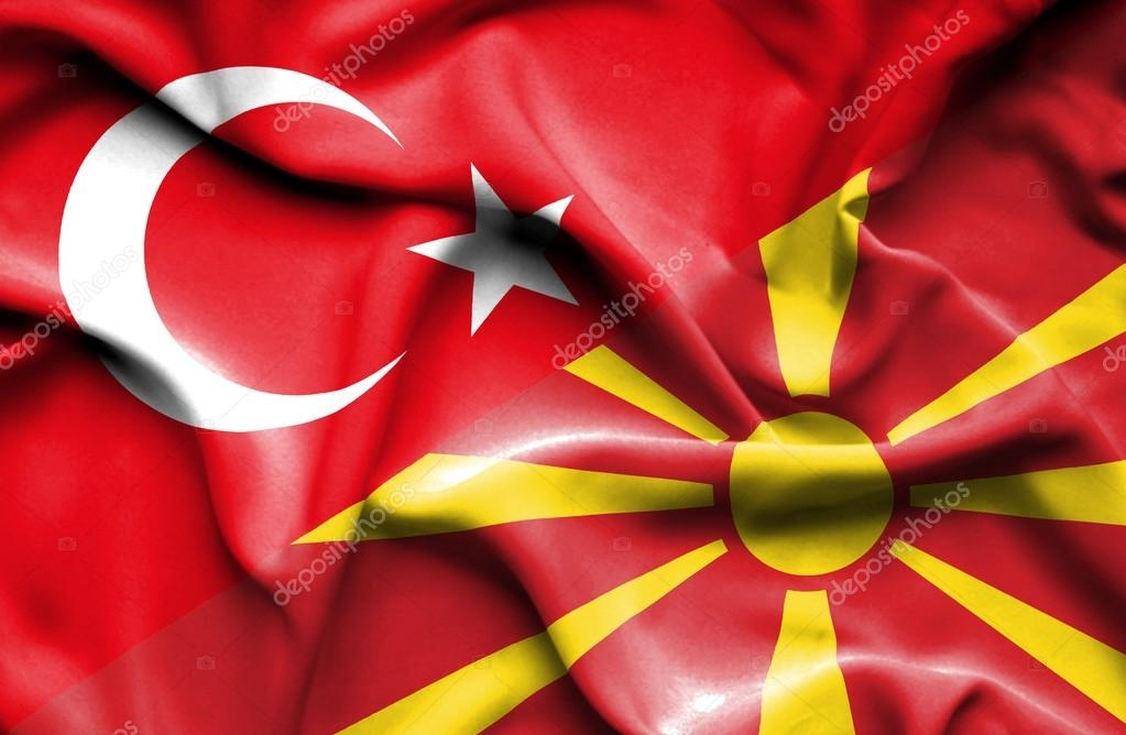 Makedonya'da Türk Bayrağına Saygısızlık