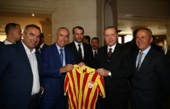 Erdoğan'a Prekazi ve Simoviç Sürprizi