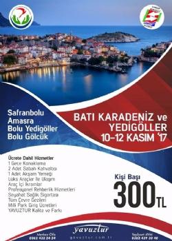 Kardef ve Mübadele Derneğinden Batı Karadeniz Turu