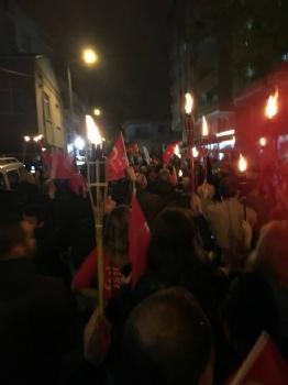 İlyasköy'de Mübadillerden Coşkulu Kutlama