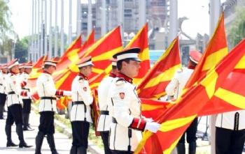 Makedonya Bağımsızlığını Kutladı