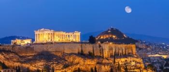 Atina'da Lozan Bombası