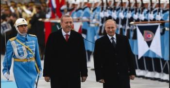 Putin - Erdoğan Zirvesi