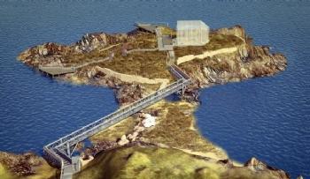 Ayanikola Adası Turizme Kazandırılıyor