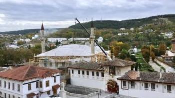 Kırım'ın Göz Bebeği Hansaray Yok Ediliyor