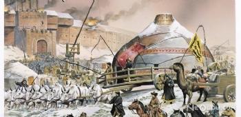 Türk Rus İlişkilerinin Tarihi Süreçte Avrasya'daki Yansımaları