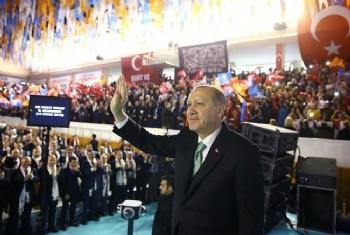 Cumhurbaşkanı Erdoğan, Afrin'e Operasyon Sinyali Verdi