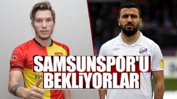Samsunspor Transfer Tahtasının Açılmasını Bekliyor