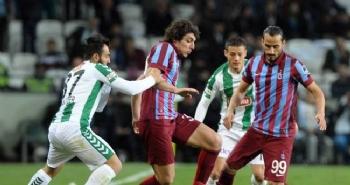 Trabzonspor Şokta... 1-1