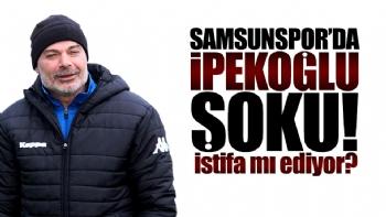 Samsunspor'da Şimdi De Teknik Heyet Krizi