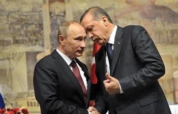 Ankara'da Erdoğan - Putın Zirvesi
