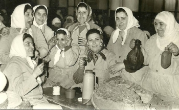 Samsun'un Fabrika Kızları