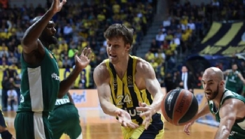 Basketbolda Türk Yunan Derbisi
