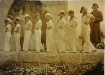 Samsun'un Bahriyeli Çocukları