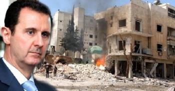 Suriye Ordusu İdlip'te Operasyon Yapıyor