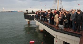 Denize Karanfil Bırakma Töreni Yaklaşıyor