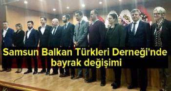 Samsun Balkan Türklerinde Yeni Dönem