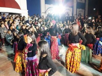 Samsun'da Dünya Romanlar Günü Coşkusu