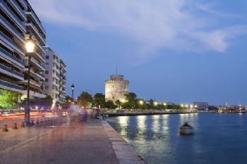 Selanik'te Bir Yılbaşı Gecesi