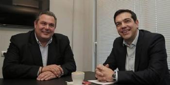 Yunanistan'da Siyasi Kriz