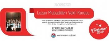Maltepe'de İki Yakanın Ezgileri Yankılanacak