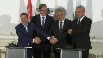 Varna'da Dörtlü Balkan Zirvesi