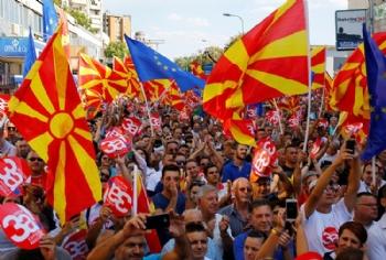 Makedonya AB ve NATO Üyeliği Yolunda