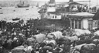 Mübadele Sözleşmesi 96 Yaşında