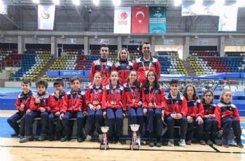 Samsunlu Cimnastikçilerden Büyük Başarı