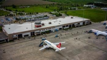 Çarşamba Havalimanında Bir Ayda 140 Bin Yolcu Taşındı