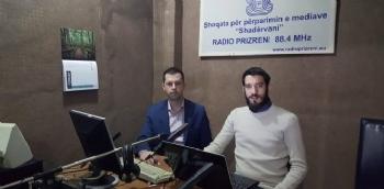 Prizren Radyosunda Yeniden Türkçe Yayın
