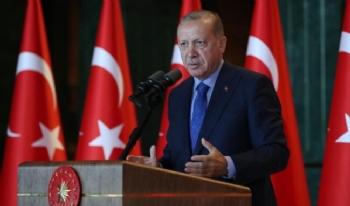 Cumhurbaşkanı Erdoğan'dan 19 Mayıs 2019 ' a Özel Genelge