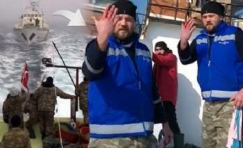 Romanya Türk Balıkçılara Ateş Açtı