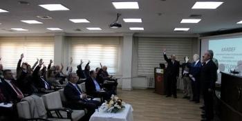 Karadeniz Rumeli Dernekleri Federasyonu 3. Olağan Genel Kurulu