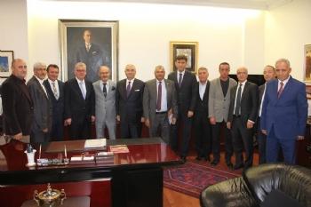 Rumeli Balkan Türkleri'nden Eskişehir Çıkartması