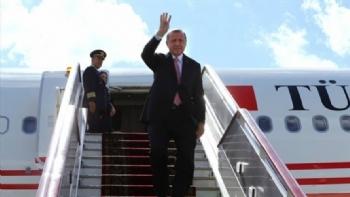 Erdoğan Ukrayna Yolcusu