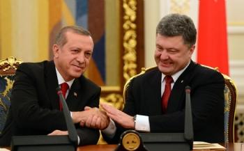 Erdoğan Ukrayna'da Hem Nalına Hem Mıhına
