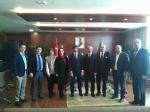 Ankara'da Önemli Ziyaretler